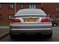BMW M3 E46 Silver, Low Mileage