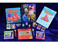 Children's Film & Cartoon Memorabilia: Disney Pixar DreamWorks PEZ Books, DVD, Toys, Hat & Teddies