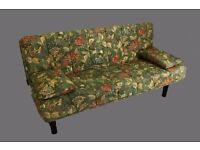 EXCELLENT CONDITION SPRING MATTRESS DOUBLE SOFA BED