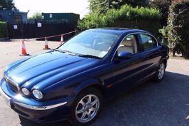 Jaguar X Type SE Excellent Condition