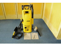 Karcher K 2.54 M T50 Pressure Washer with Alloy Wheel Brush and T-Racer T50 Floor Attachment