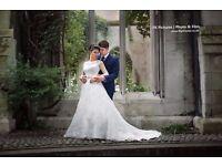 From £500 - Award Winner Wedding Photographer + Leather Album - £500
