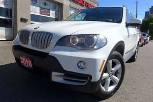 2010 BMW X5 xDrive35d, Navigation, Non Accident