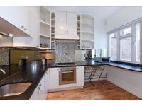 Earls Court Road W8. Beautifully presented three double bedroom flat to rent.