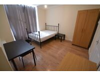 Large furnished double room to rent let Melton Mowbray Leicestershire All bills included NO FEES