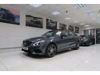 MERCEDES-BENZ E CLASS 2.1 E220 CDI BlueTEC AMG Night Edition (Premium Plus) 7G-Tronic Plus 4dr A