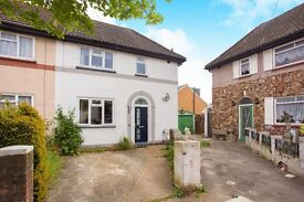 Lovely family home; three beds; 2 receptions; semi-detached; quite cul-de-sac; UB1