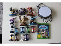 Skylanders Imaginators Xbox one starter pack with crystals and figures