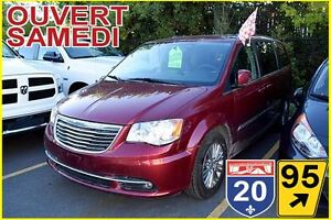 2016 Chrysler Town & Country TOURING-L * CUIR * STOW N GO *