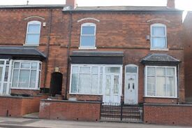 3 Bed House £675pcm, Handsworth Wood.