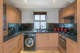 Stunning two bedroom two bathroom, apartment to rent with huge terrace Old Street! Ready now £525pw
