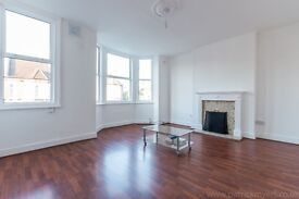 A beautiful large two bedroom flat on the first floor of a Victorian terraced house in Lewisham.