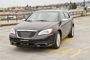 2012 Chrysler 200 Limited- Coquitlam Location - 604-298-6161