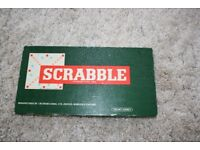 SCRABBLE by Spears games.