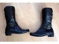 Womens motorbike boots
