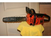Petrol Stihl 010 AV chainsaw in excellent condition