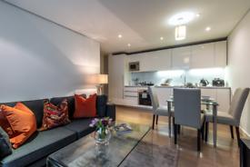 2 bedroom flat in Merchant Square East, London W2