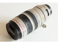 Canon EF 100-400mm f4.5-5.6L IS USM Mark 1 Telephoto Zoom Lens