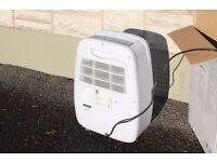 Portable dehumidifier 12L by Blyss