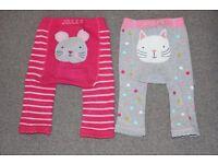Joules Baby Girls Leggings (6-12m)