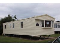 Modified Static caravan for sale! Haggerston Castle! Berwick upon Tweed! **Site Fee's Included**