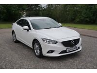 2016 Mazda 6 2.2d SE-L 4dr Diesel LOW MILEAGE Immaculate Condition !!