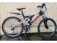 Raleigh Urban BadMax mountain bikes