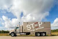 Logistics Driver (Fracturing Services) - Red Deer, AB