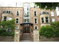 No Admin Fees, 2-bedrooms flat, Southdowns, Clifton, Large featured bay window & Unfurnished.