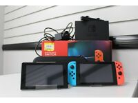 Nintendo Switch Console / Reference: 054800022795