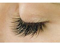 Eyelash Extension Technician required, Only Individual Lashes, Part-Time.