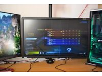 BenQ XL2411T - 24inch 144hz 1080p Monitor - 1ms Response Time - Great condition