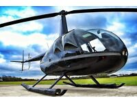Helicopter Pleasure Flight (Valid from now until August 2017)