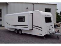 2012 Fifth Wheel Co INOS 70 Touring Caravan