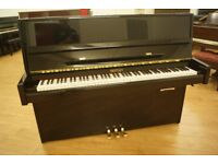 New Bentley upright piano fitted with silent system - UK delivery available
