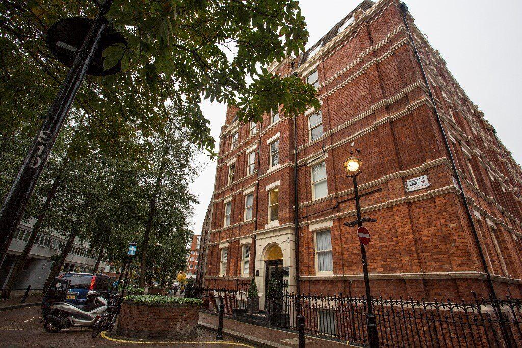 Amazing two bedroom property located in Bloomsbury, fitzrovia. refurbishment in process.