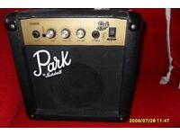 park by marshall practice guitar amplifier G10 MK2