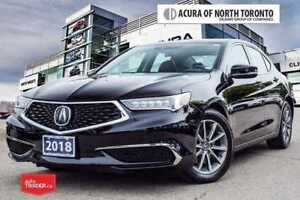 2018 Acura TLX 2.4L P-AWS w/Tech Pkg Remote Start| Navigation| B