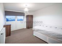 4 BED * GREAT SIZE * ALL DOUBLE ROOMS * FURNISHED * GREAT LOCATION * BALCONY