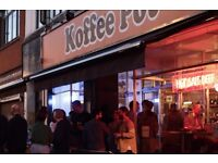 Full time grill chef wanted for busy Manchester Bar & Cafe - The Koffee Pot