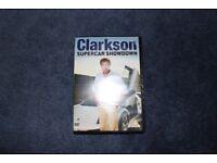 Clarkson Supercar Showdown DVD