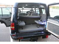 Land Rover Discovery 300TDi, seven seats, tow bar