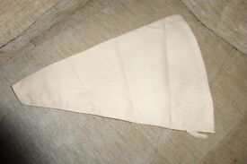 Cloth Bag / Piping Bag Suitable for Piping Mashed Potato etc, Unused, Histon