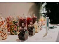 Plastic sweet jars