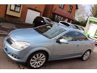 2006 VAUXHALL ASTRA CONVERTIBLE 1.8 PETROL MANUAL GEARBOX