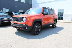 2015 Jeep Renegade TRAILHAWK 4X4 *CUIR/CAMERA RECUL*