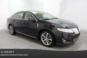 2011 Lincoln MKS NAV CUIR TOIT PANORAMIQUE FULL