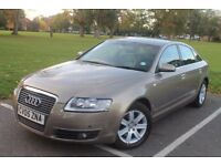 Audi A6 TDI SE 2.0 Diesel – only 93k!! Mint - FSH – Leather - Parking aid