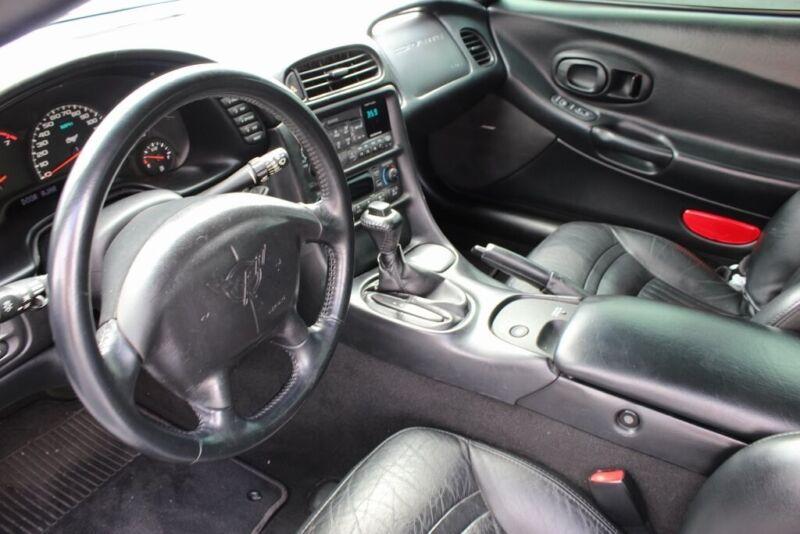 Image 12 Coche Americano usado Chevrolet Corvette 2003