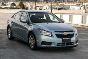 2011 Chevrolet Cruze LT Turbo WOW! SAVE $$ $94 BI-WEEKLY